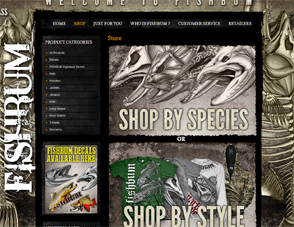 Fishbum Outfitters - Shop